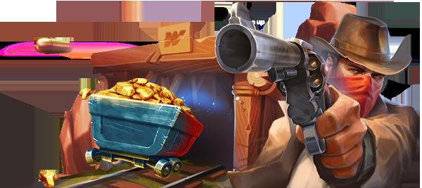 Wild Treasures Tournament<br>